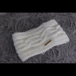 Cold weather headband